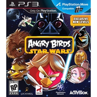 PS3 - Angry Birds: Star Wars