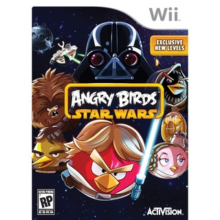 Wii - Angry Birds: Star Wars
