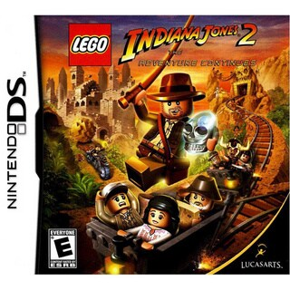 Nintendo DS - LEGO Indiana Jones 2: The Adventure Continues