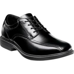 Men's Nunn Bush Bartole St. Black Smooth Leather