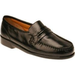 Men's Nunn Bush Bentley Black Kid