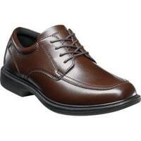 Men's Nunn Bush Bourbon St. Brown Smooth Leather
