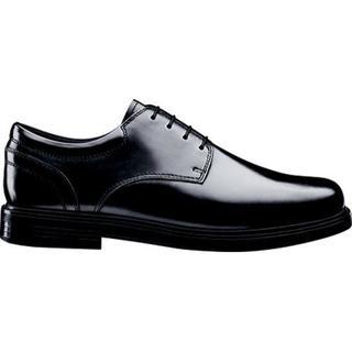 Men's Nunn Bush Eddy Black Smooth Leather