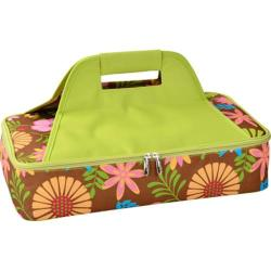 Picnic at Ascot Insulated Casserole Carrier Floral