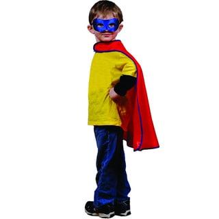 Boys Super Hero Cape