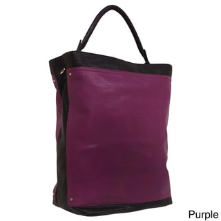 """""""Monica""""Large Tote by Donna Bella Designs"""