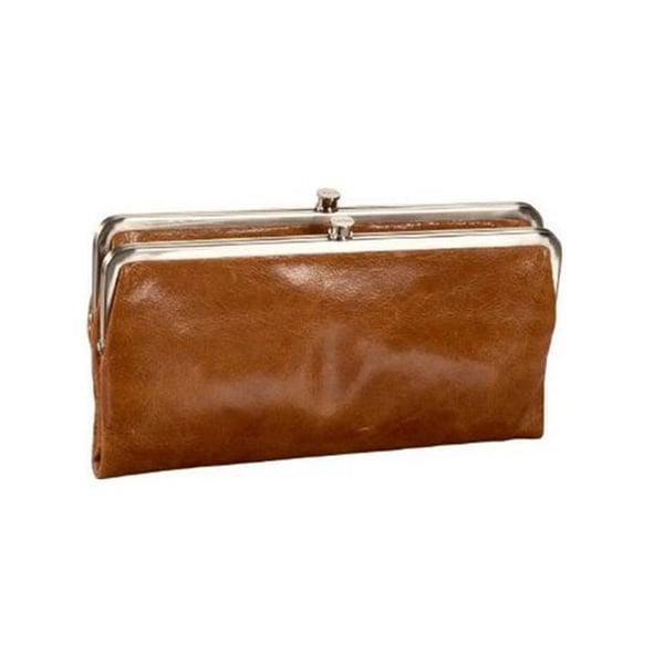 Shop Hobo International Vintage Lauren Caramel Wallet - Free Shipping Today  - Overstock - 8219984 4f7de20eaf879