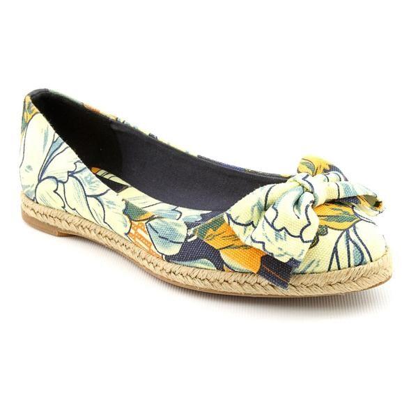 Tory Burch Women's 'Tasmin' Canvas Dress Shoes
