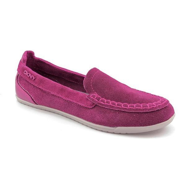 DKNY Women's 'Wellesley' Regular Suede Casual Shoes