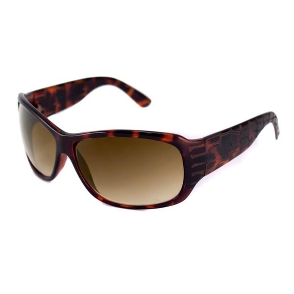 Kenneth Cole Reaction Women's KC1055 Rectangular Sunglasses