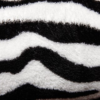 Zebra Microplush Blanket