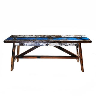 Ecologica Entryway Table Blue