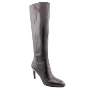 Via Spiga Women's 'Christy' Black Leather Boots