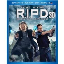 R.I.P.D. 3D (Blu-ray/DVD)