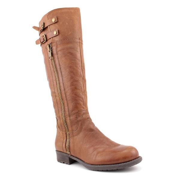 Franco Sarto Women's 'Poet' Leather Boots (Size 7.5 ). Opens flyout.