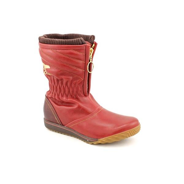 Sorel Women's 'Firenzy Breve' Leather Boots (Size 12 ) - Free ...