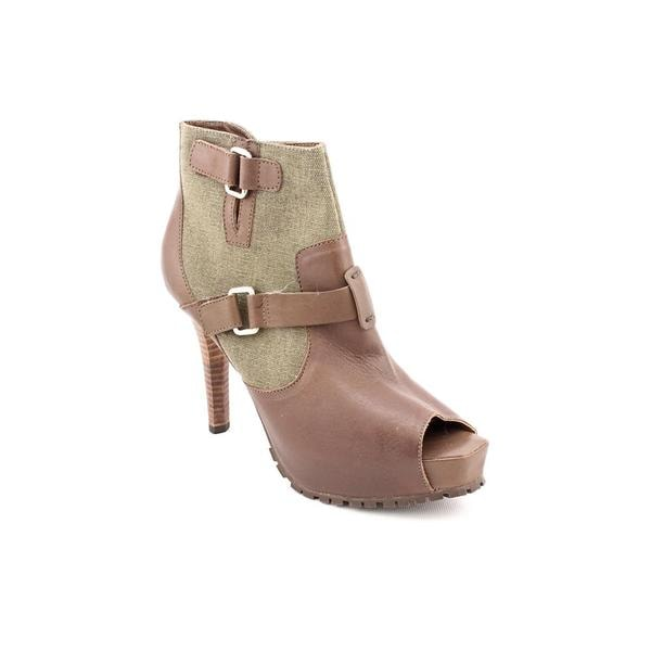 Klub Nico Women's 'Cate' Leather Booties (Size  10 )