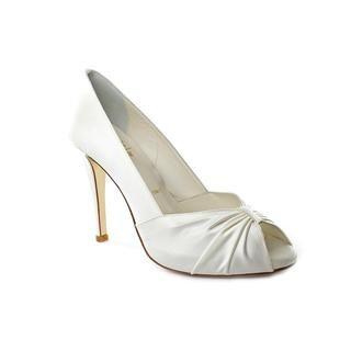 Bridal by Butter Women's 'Cruz' Satin Dress Shoes