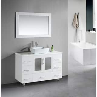 Bathroom Vanities Vanity Cabinets For Less Overstock com