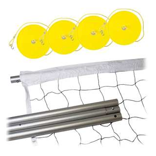 Franklin Expert Steel Volleyball Post and Net System