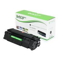 EcoPlus HP Q5949A Remanufactured Toner Cartridge (Black)
