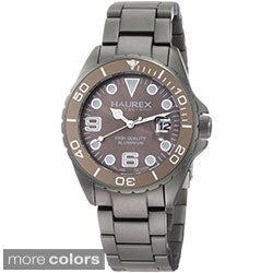 Haurex Ink Women's Aluminum Date Watch
