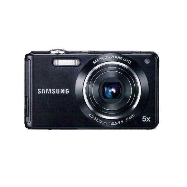 Samsung ST71 14.2MP Black Digital Camera