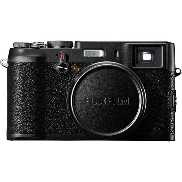 Fujifilm X100 Black Limited Edition 12.3MP Digital Camera