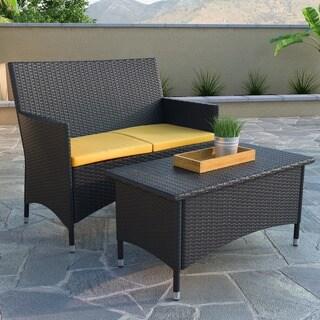 Sonax Cascade Sofa with Coffee Table