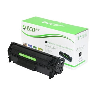 EcoPlus Canon FX9 Remanufactured Toner Cartridge (Black)