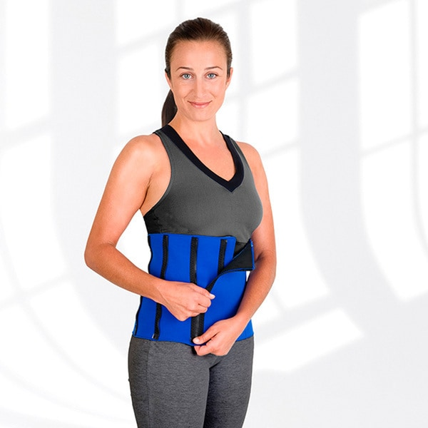 Bollinger Fitness Waist Trimmer with Zipper