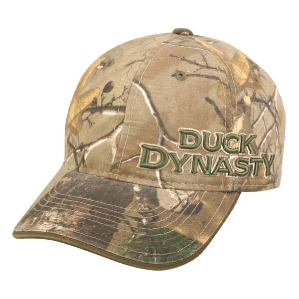 Duck Dynasty Realtree Xtra Adjustable Hat