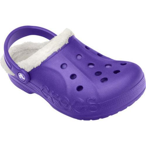 941cac372cff Shop Crocs Baya Lined Ultraviolet Oatmeal - Free Shipping On Orders ...