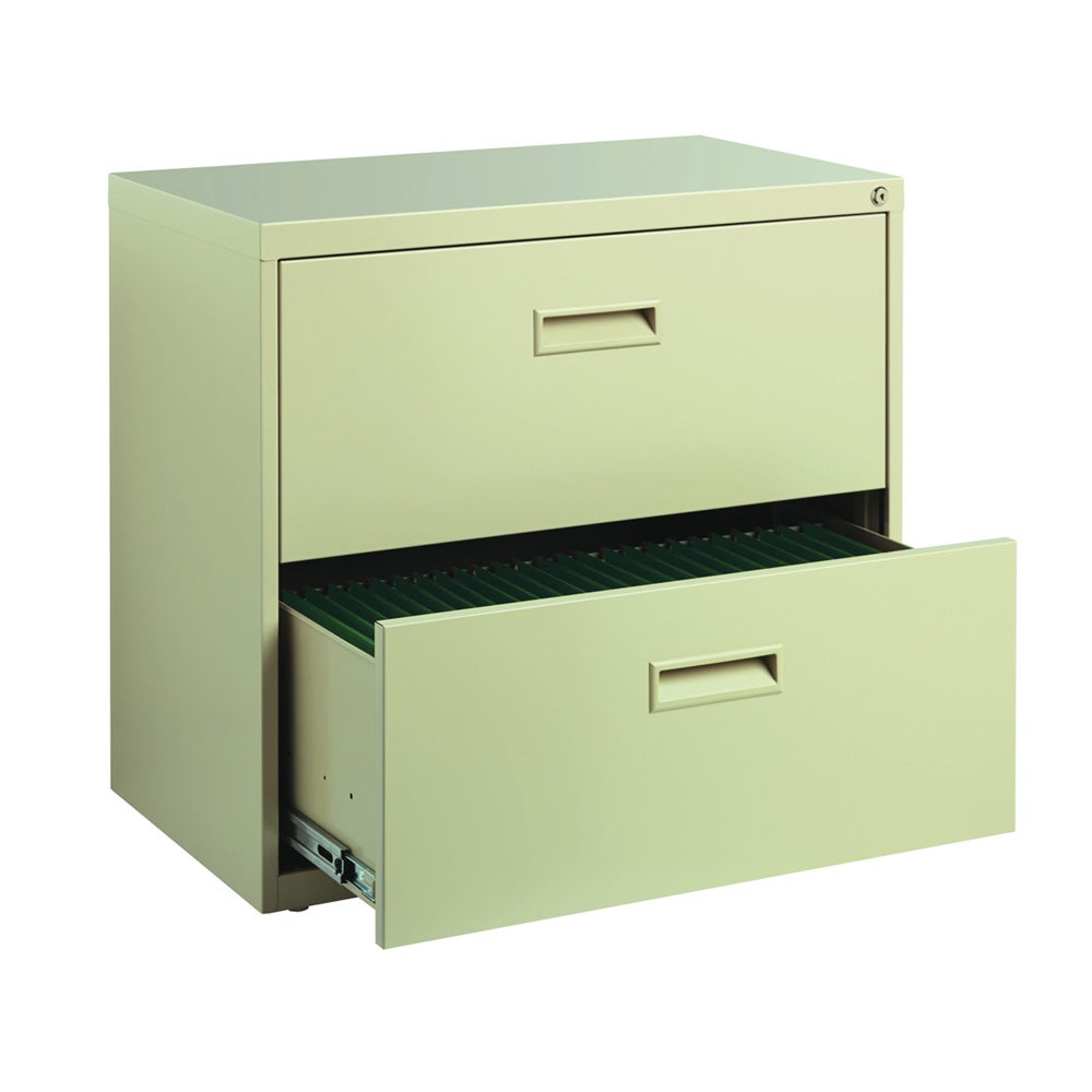 2 Drawer Office Lateral File Cabinet