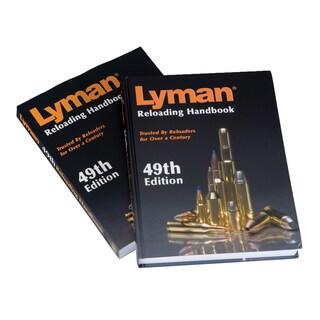 Lyman 49th Edition Hardback Reloading Handbook