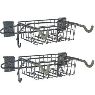 GlideRite Slatwall Bike Racks (Set of 2)
