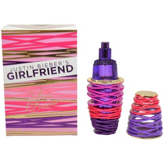Justin Bieber Girlfriend Women's 1-ounce Eau de Parfum Spray