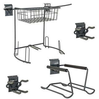 GlideRite Slatwall Sport Accessory Racks (Set of 4)