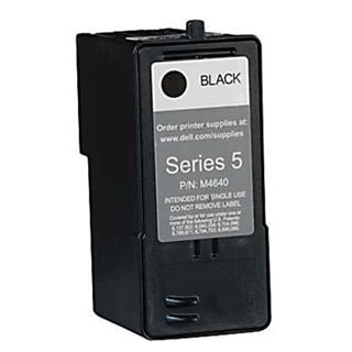 Dell M4640 (Series 5) Black High Yield Compatible Inkjet Cartridge