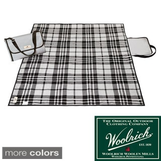Woolrich Travel Blanket