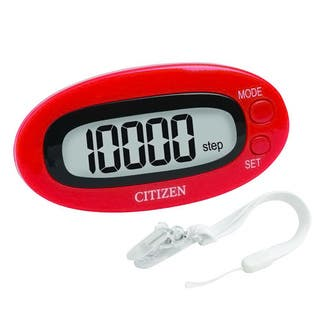 Citizen Red Pedometer|https://ak1.ostkcdn.com/images/products/8225867/P15556148.jpg?impolicy=medium