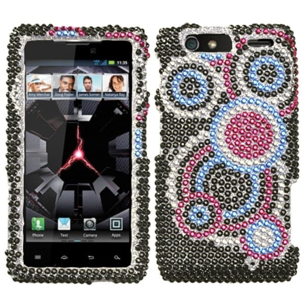 Case Design phone cases for motorola droid razr m : ... Bubble/ Diamante Phone Case Cover for Motorola XT912M Droid Razr Maxx