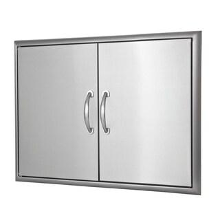Blaze Stainless Steel 25-inch Double Access Door
