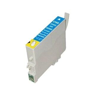 Epson T078220 (T0782) Cyan Remanufactured Ink Cartridge