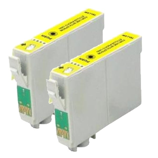 Epson T079420 (T0794) High Yield Yellow Remanufactured Ink Cartridge (Pack of 2)