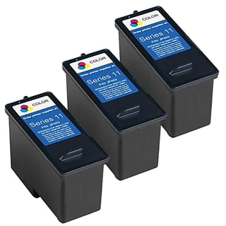 Dell CN596 Series 11 High-capacity Color Ink Cartridge 948/ V505 (Pack of 3)