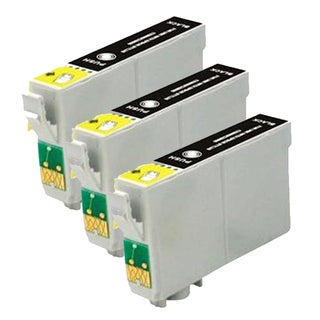 Epson T125120 (T1251) Standard Yield Black Remanufactured Ink Cartridge (Pack of 3)