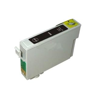 Epson-Compatible T069120 (T0691) Black Remanufactured Ink Cartridge