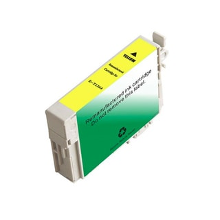 Epson T126420 (T1264) Yellow Remanufactured Ink Cartridge