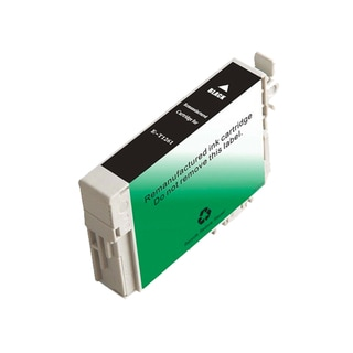 Epson T126120 (T1261) Black Remanufactured Ink Cartridge